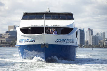 Perth Zoo Cruise Package