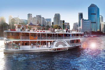 High Tea Cruise - Saturday & Sunday