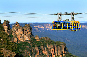 All Inclusive Small Group - Blue Mountain Day Tour