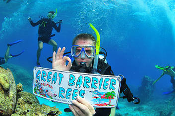 Outer Reef Cruise + 1 Dive Package