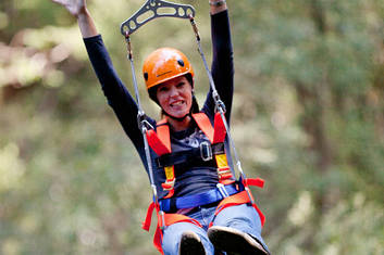 ZipLining Otway and Twelve Apostles Adventure