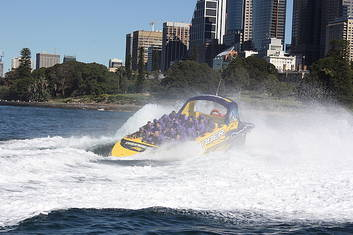 Sydney Harbour Jet Boat - 30 Minute Ride