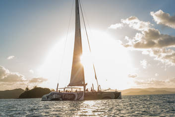 Whitsundays Sunset Sail
