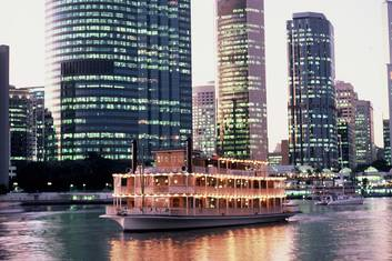 City Lights Dinner Cruise - Thursday